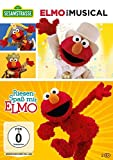 Sesamstrasse: Elmo - Das Musical & Riesenspaß mit Elmo [2 DVDs]