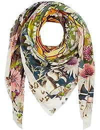 CODELLO Damen Schal 81034809, Rosa (Light Pink 10), One size (Herstellergröße: EG)