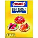 Bimbo - Mini tostas redondas - 100 g