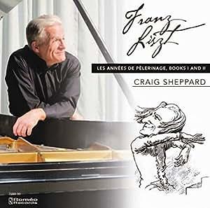 Liszt: Les Annees de Pelerinage, Books 1 & 2 (2CD)