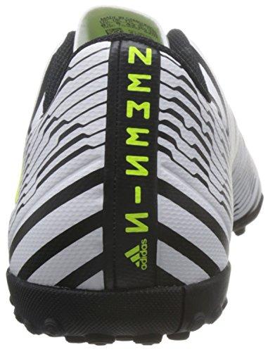 Adidas Solare Uomo Calcio Da Nero 4 17 Nemeziz Scarpe Giallo Bianco Giallo calzature Tf Nucleo rZpr7