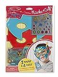 #6: Melissa & Doug Simply Crafty Superhero Masks and Cuffs Kit