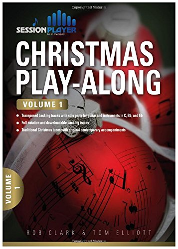 Session Player - Christmas Play-Along: Traditional Christmas favourites - Volume 1