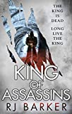 King of Assassins: (The Wounded Kingdom Book 3) (English Edition)
