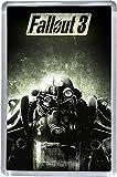 Fallout 3Kühlschrankmagnet aus Acryl