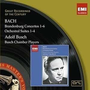 Bach: Brandenburg Concertos Nos 1-6; Orchestral Suites Nos 1-4