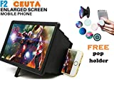 Best E-More Eye Glasses - CEUTA 3D Magnifier Portable Screen with Radiation Protection Review