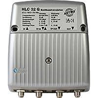 Astro 217343HLC 32G banda larga amplificatore C (3.2) KDG Nero prezzi su tvhomecinemaprezzi.eu