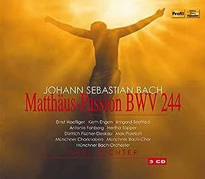 Bach: St Matthews Passion (Profil: PH12008)