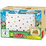 Nintendo 3DS XL  - Konsole, weiß  + Animal Crossing: New Leaf (vorinstalliert) - Limitierte Edition