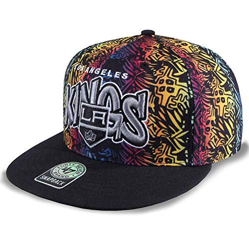 47 Brand Snapback Cap Los Angeles Kings #42
