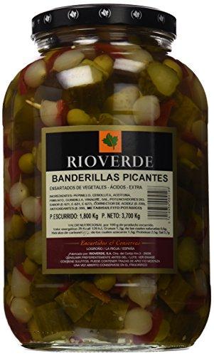 Rioverde Banderillas Picantes - 1800 gr