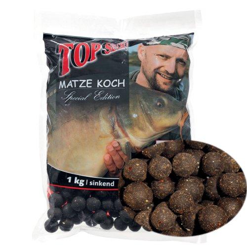 Matze Koch Special Edition Boilies alle Sorten 16 und 20mm Top Secret (Monster Crab/Robin Red, 16mm)