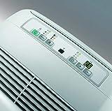 De'Longhi Pinguino PAC N82 ECO Silent - mobiles Klimagerät mit Abluftschlauch, leise Klimaanlage für Räume bis 80 m³, Luftentfeuchter, Ventilationsfunktion, 12h-Timer, 2,4 kW, 75 x 45 x 39,5 cm, weiß - 9