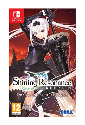 Shining Resonance Refrain Draconic Launch Edition Switch