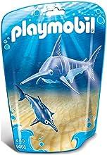 Comprar Playmobil FamilyFun 9068 juguete para baño y pegatina - juguetes para baño y pegatinas (Bath animal, Azul)