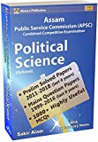 Alamas Must Have Series Assam Public Service Commission's (APSC) CCE Political Science optional solved papers