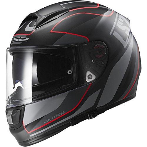 LS2 Helmets Cascos Vector podio Full Face casco moto