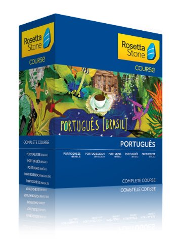 Rosetta Stone Course - Komplettkurs Portugiesisch (Brasilien)