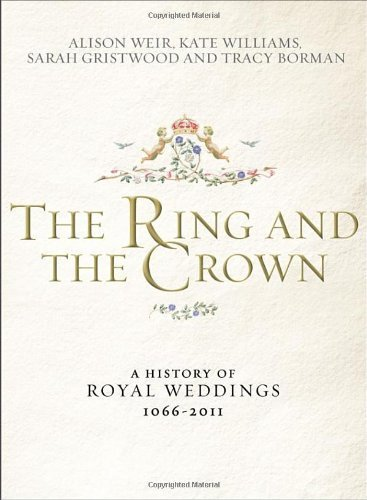 [RING AND THE CROWN] by (Author)Borman, Tracy on Mar-31-11