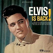 Elvis Is Back + 4 Bonus Tracks (Ltd.Edt 180g) [Vinyl LP]