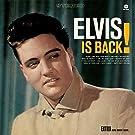 Elvis Is Back! + 4 Bonus Tracks - 180 Gram [VINYL]