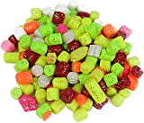 Storfisk fishing & more Marshmallows in verschiedenen Farben bunt gemischt mit Glitzer geruchsintensiv