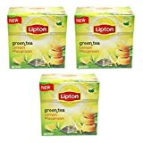 Best Lipton Tea Cups - Lipton Green Tea - Lemon and French Macaroon Review