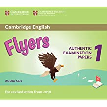Cambridge English Young Learners 1 for Revised Exam from 2018 Flyers Audio CD (Cambridge Young Learners Engli)