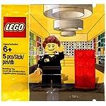 LEGO-ESCLUSIVO-Negozio-Employee-minifigure-Set-5001622