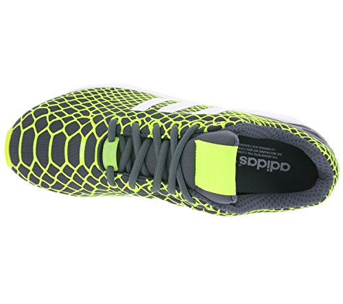 adidas Zx Flux Techfit, Baskets Basses homme Jaune
