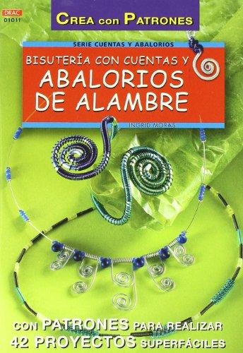 91080d65eadc Portada del libro Serie Abalorios nº 11. BISUTERÍA CON CUENTAS Y ABALORIOS  DE ALAMBRE