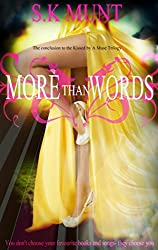 More Than Words: Kissed By A Muse #3 (English Edition)