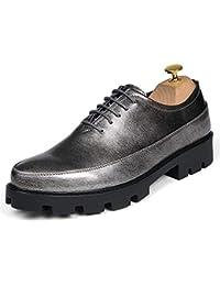 c41f4071b4 Amazon.co.uk: Silver - Lace-ups / Men's Shoes: Shoes & Bags