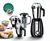 Bosch TrueMixx Pro 750-Watt Mixer Grinder with 4 Jars (Black)