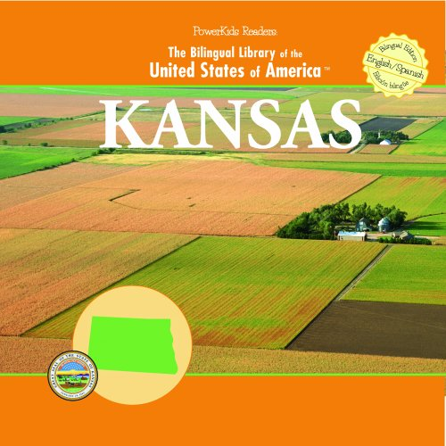 Kansas (THE BILINGUAL LIBRARY OF THE UNITED STATES OF AMERICA) por Jose Maria Obregon