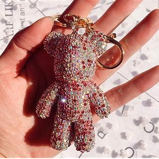 hokkk 2019 Mode Puppe schlüsselschnalle Teen Herz schmuck kreative Auto Kette Nette Tasche anhänger personalisierte Geschenk senden Freund 8 cm p