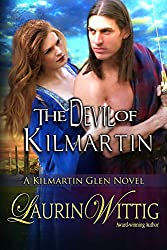 The Devil of Kilmartin: A Kilmartin Glen novel (English Edition)