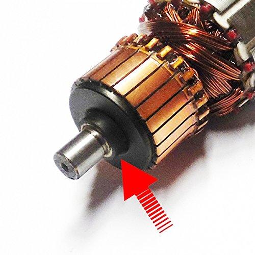 Anker Rotor für Tauchsäge Handkreissäge Festool/Festo TS 55 Q, TS 55 RQ, TS 55 RQ