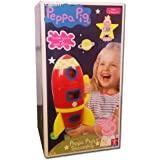 Peppa Pigs Spaceship Rocket With Sound