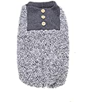 Keepwin Mode Haustier Hund Plüsch Pyjamas Warm Pullover Kleidung Welpen Doggy Feste Bekleidung Kleidung
