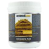 animalone - BIERHEFE PUR 1 KG für Vögel, Ziervögel, Geflügel, Rassetauben & Brieftauben