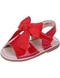 Pettigirl Niñas Zapatos Sandalias De La Boda Del Partido Anti Deslizamiento Princesa Zapatos Prewalker