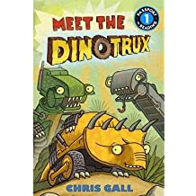 By Chris Gall ( Author ) [ Meet the Dinotrux Passport to Reading Level 1 By Jan-2015 Hardcover