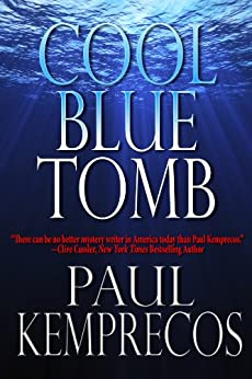 Cool Blue Tomb (Aristotle Socarides series Book 1) (English Edition) di [Kemprecos, Paul]