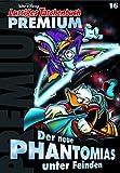 Lustiges Taschenbuch Ultimate Phantomias 16: Die Chronik eines Superhelden - Walt Disney