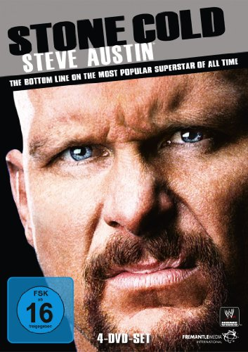 WWE - Stone Cold Steve Austin - Bottom Line [4 DVDs] (Stone Cold Dvd)