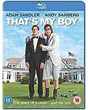 That's My Boy (Blu-ray + UV Copy) [2012] [Region Free]