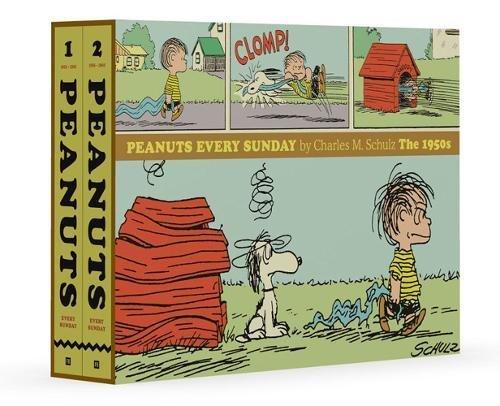 Peanuts Every Sunday: The 1950s Gift Box Set