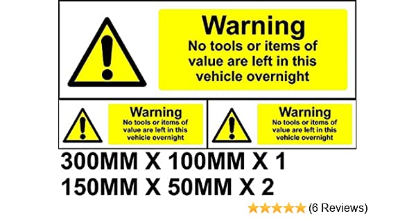 2 X QTY ITALIAN RIGHT HAND DRIVE STICKER SIGN HGV AMERICAN CAR CHOICE OF SIZES